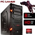 Computador Gamer Amd Quad Core