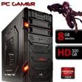 Computador Gamer Amd Quad Core